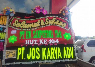 Alicia Florist Pusat Karangan Bunga di Makassar (1)